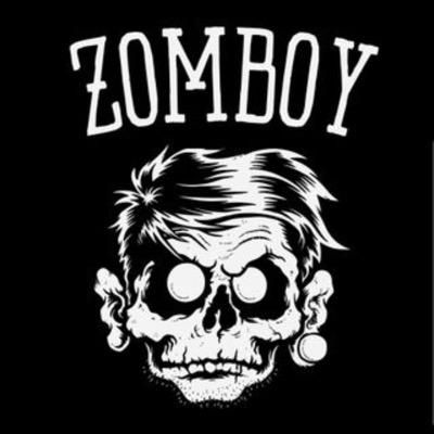 Zømbø¥  @Zomboy_music Brains and stuff http://zomboymerch.com  http://soundcloud.com/zomboy   soundcloud.com/zomboy