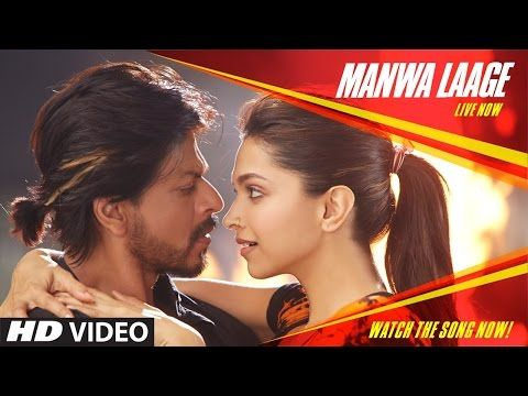 """Get ready to watch one of the romantic numbers of all time """"Manwa Laage"""" from the movie #HappyNewYear."""