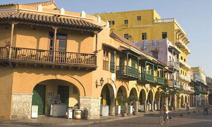 esquina de Cartagena