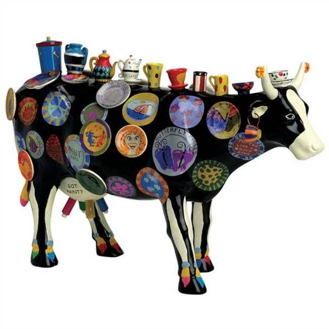Pin Op Cow Parade
