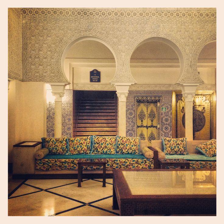 Eden Andalou Hotel in Marrakech