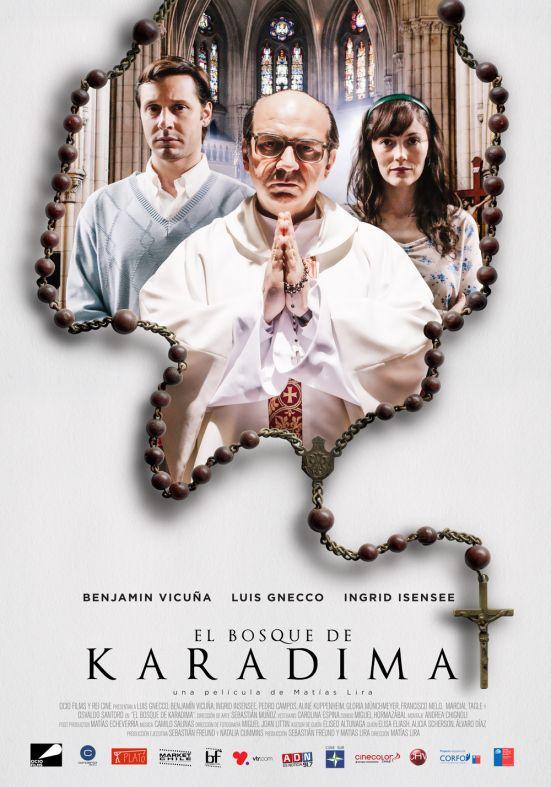 El Bosque de Karadima. Una película de Matías Lira