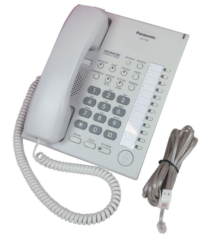 HeyMot Communications - Panasonic KX-T7720 12 Key Handsfree Telephone, £34.99 (http://www.heymot.co.uk/panasonic-kx-t7720-12-key-handsfree-telephone/)