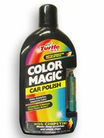 Turtle Wax Color Magic Car Polish w/Black ChipStick