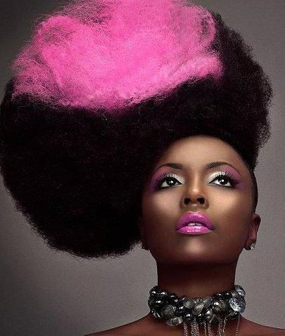 haute pink hauteness: Black Hair, Makeup, Hair Show, Beautiful, Hairstyle, Natural Hair, Pink, Beauty, Naturalhair