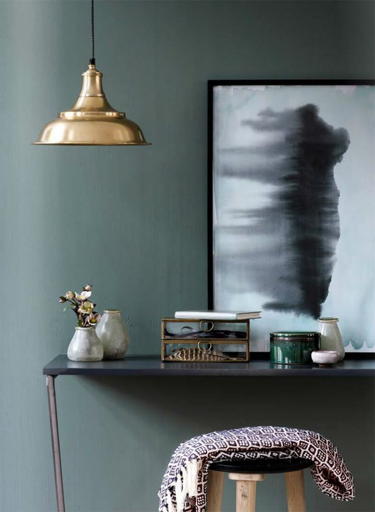 201 best Wallpapers and Wall colours | Interior Design images on ...