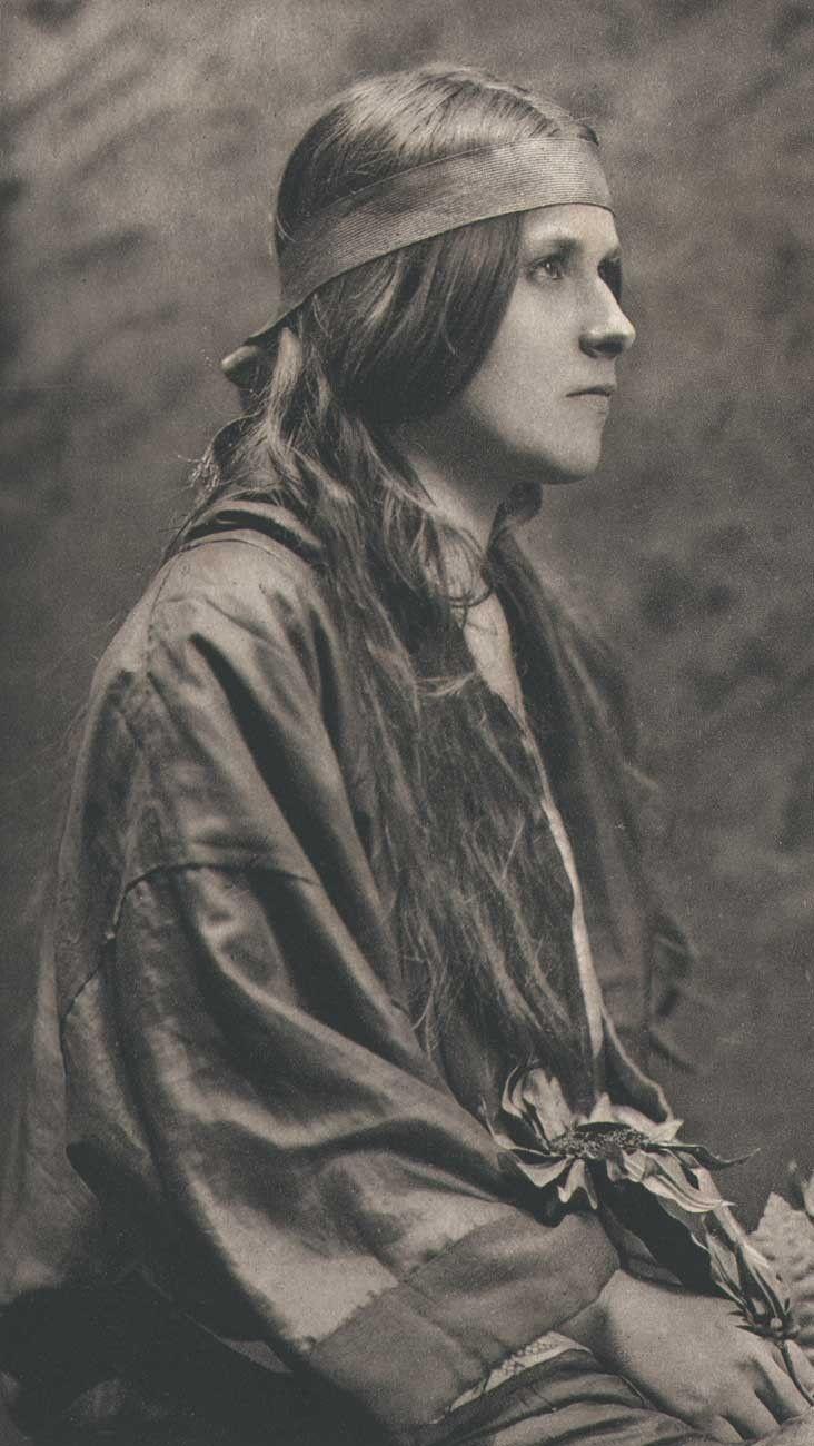 Photo Robert Demachy 1896