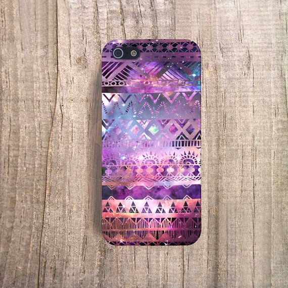 Galaxy iPhone5 Case Galaxy iPhone4s Case Boho by casesbycsera, $19.99