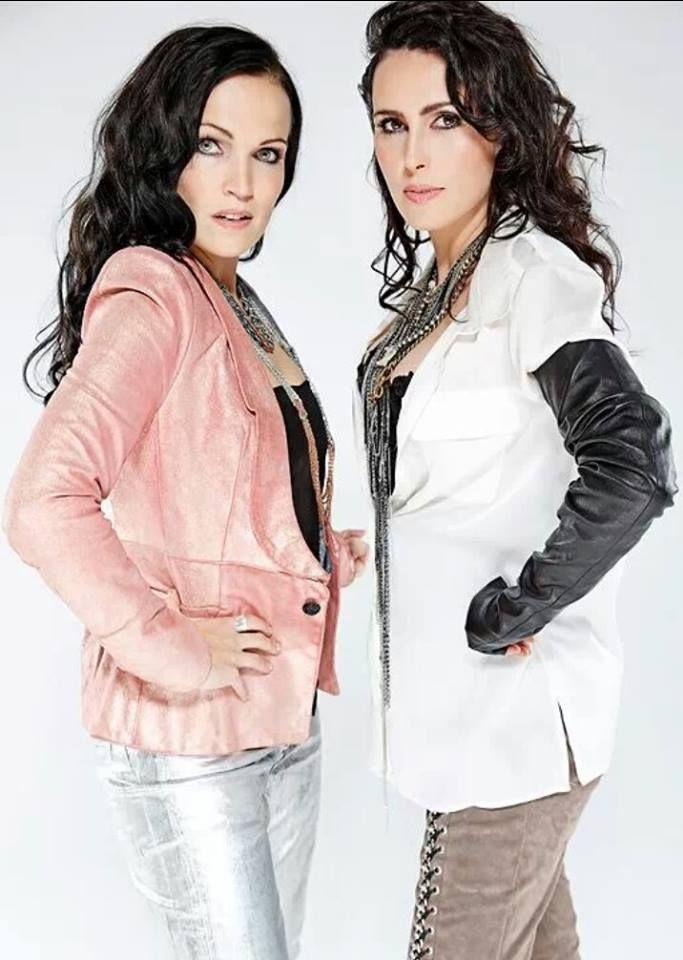 Tarja and Sharon <3
