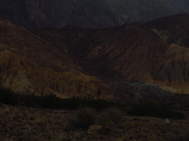 Andes Mountains  - La Lucía Photography