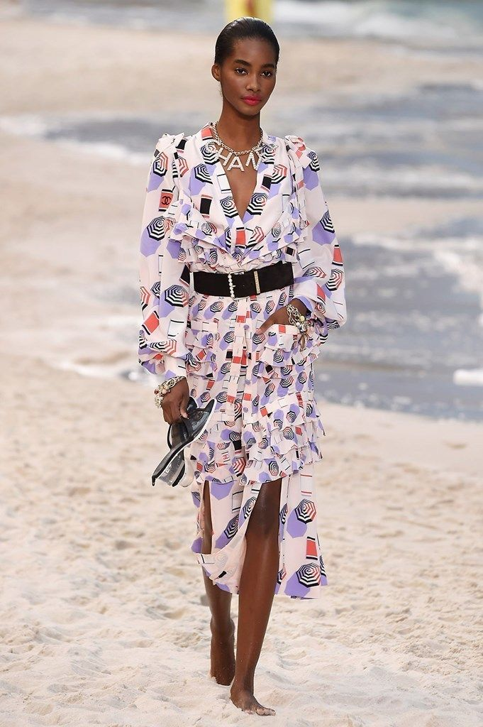 7a1a6bd32657 Ready-to-Wear Report: CHANEL SS19 Runway + Fall 2018 Chanel Collection at  Fashionphile – 400+ New Arrivals | via @Fashionphile #Chanel #Fashionphile  ...