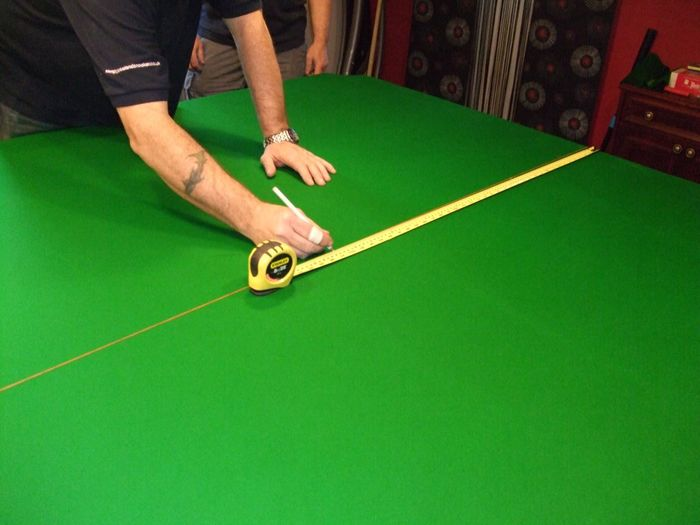 Snooker Table Recovering UK