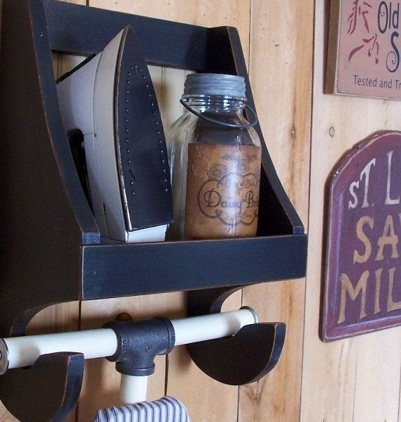 Best 25 Ironing Board Holder Ideas On Pinterest Ironing