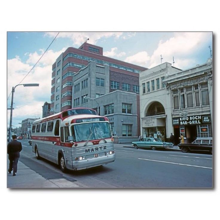 Martz Bus.... my daddy was employed there for over 31 years
