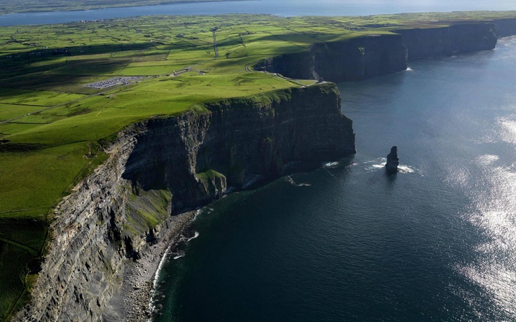 Ireland - Moher cliffs