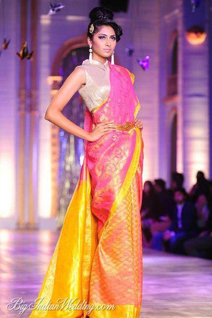 Neeta Lulla Kanjeevaram saree collection