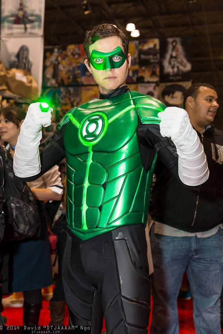 Green Lantern #NYCC2014 #DTJAAAAM