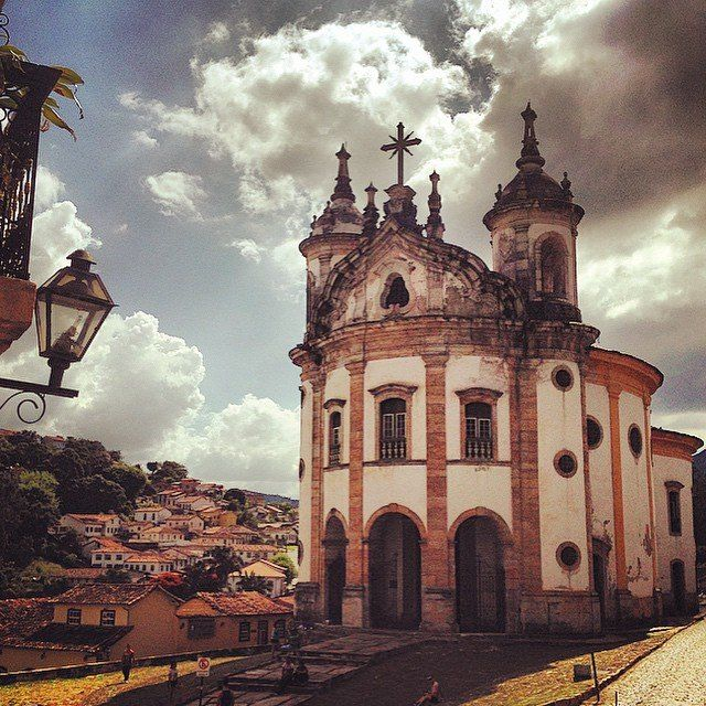 Ouro Preto - Minas Gerais - Brasil (by @tontavares)