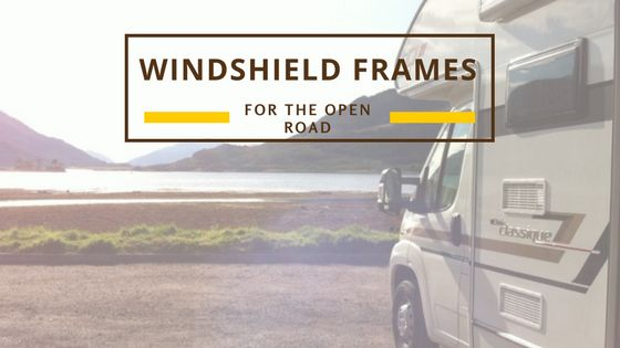 Rusted RV windshield frames can be bad news for an OEM motorhome manufacturer. Wiley Metal works with world class RV manufacturers to produce quality frames.
