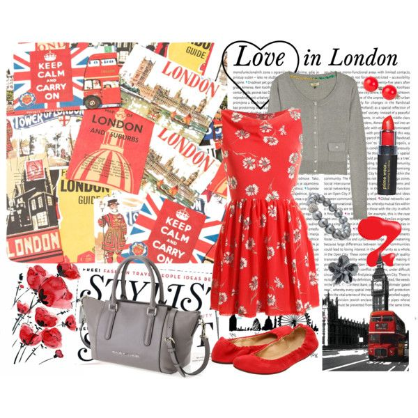 """Love in London"" by pamnken on Polyvore: Fashion Fav, Cutest Dresses"