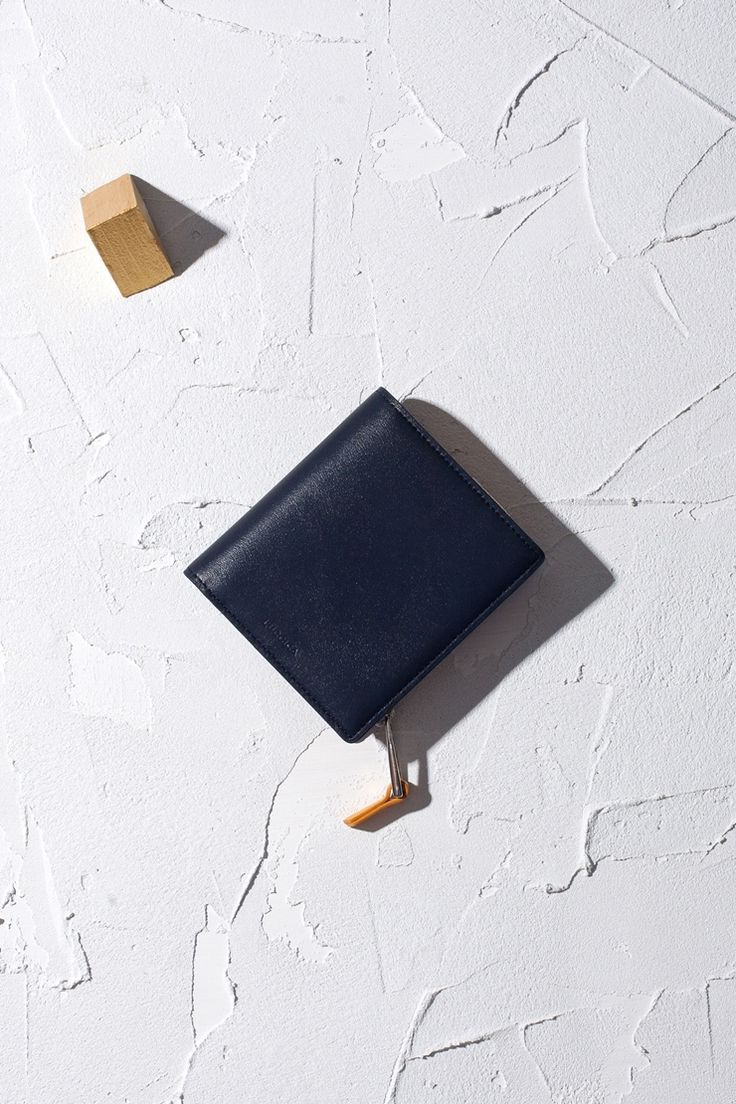 16FW LUCCICA pouch wallet - midnight navy #LUCCICA #no02midnightnavy #16FW #SLG #pouch