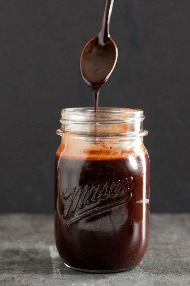 Save this ice cream topping recipe to make Chocolate Syrup.