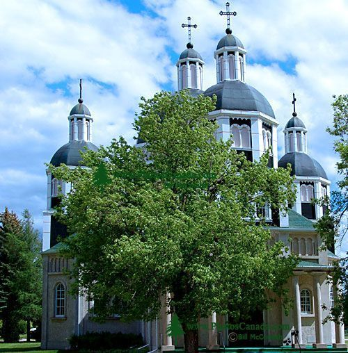 Dauphin, Ukrainian Church, Lower Fort Garry, Manitoba ...