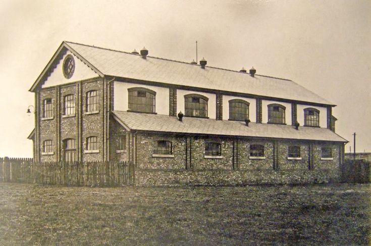 Gibfield Colliery baths, Coal Pit Lane, Atherton.