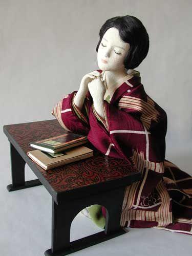 小牧多賀子 創作人形 Doll Art Photo