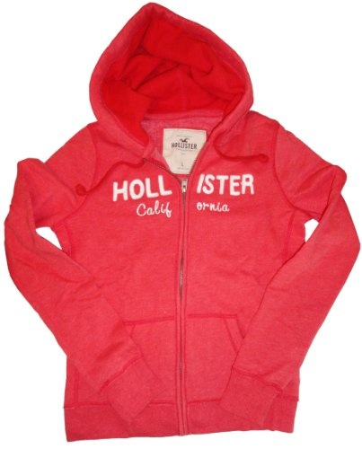 Hollister Sweaters Hollister Hoodies Hollister Shirts Hollister Jacket Hollister Pants Hollister Jeans: Women's / Girl's Hollister Hooded Sweat Jacket « Clothing