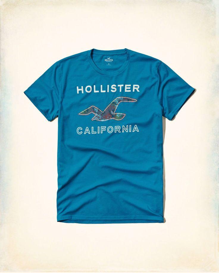 52 best hollister mens tshirts images on pinterest