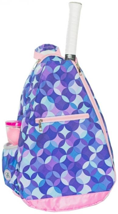 Love Tennis Bags? Here's our  NTB Bianca (Bubbles) Ladies Tennis Backpack! Find plenty of Tennis Accessories here at #lorisgolfshoppe