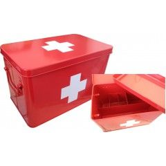 FAMILY Ambulance   Large Red