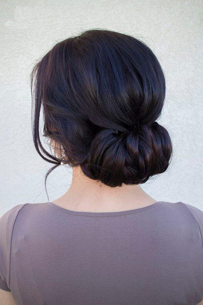 cool Высокие прически на выпускной 2016 — Идеи на длинные и средние волосы (55 фото)