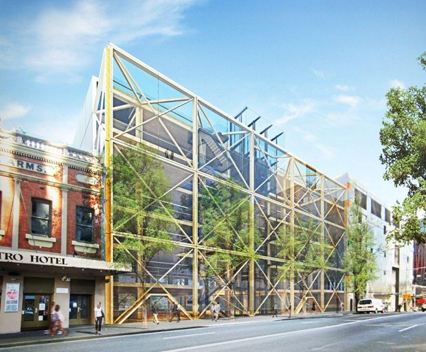 Australia's tallest timber commercial building to be delivered by Lend Lease and Fitzpatrick + Partners | Architecture And Design