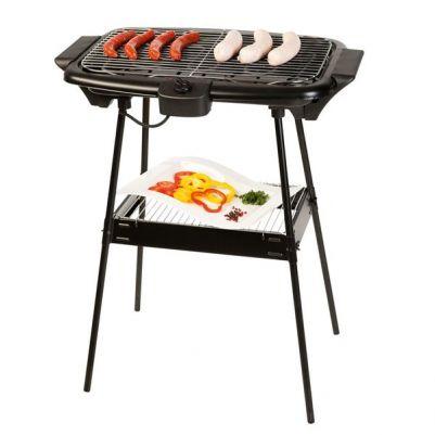 Barbecue électrique sur pied DOM297 - Domoclip