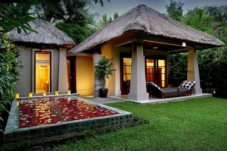 Villa at maya ubud resort bali varandas terra os for Design boutique hotel ubud