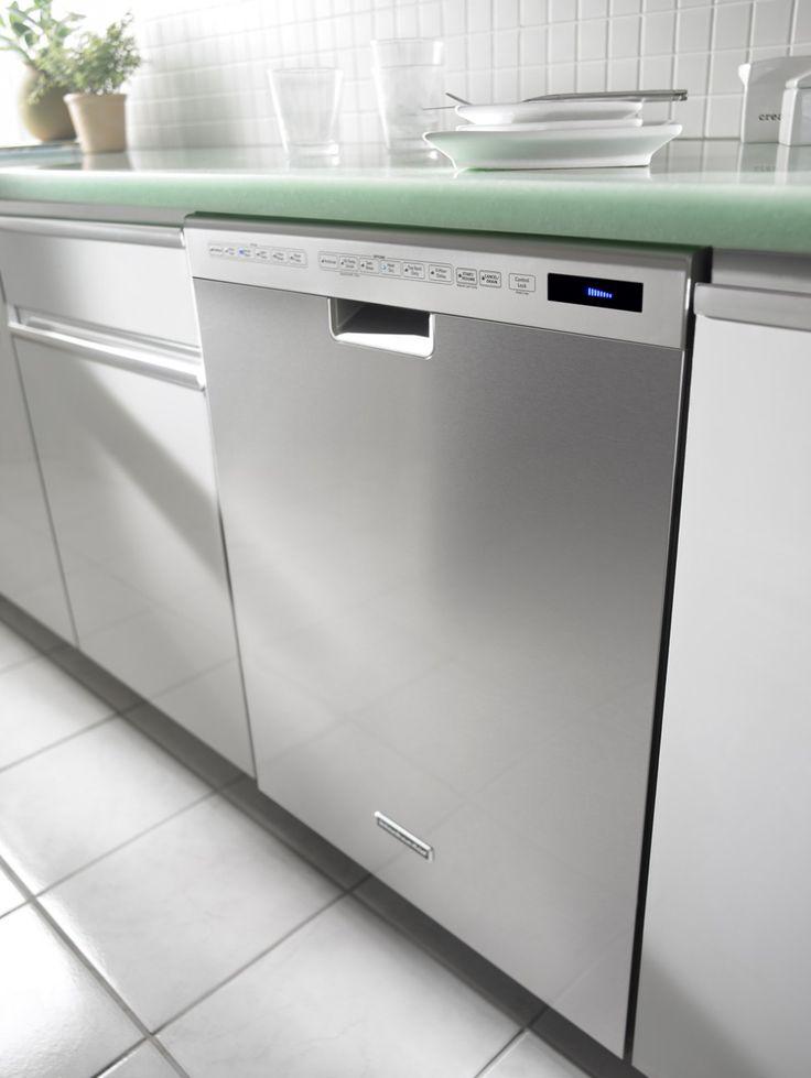 25 Parasta Ideaa Pinterestiss Kitchenaid Dishwasher J Kaapit Astianpesukone Ja Kaminat