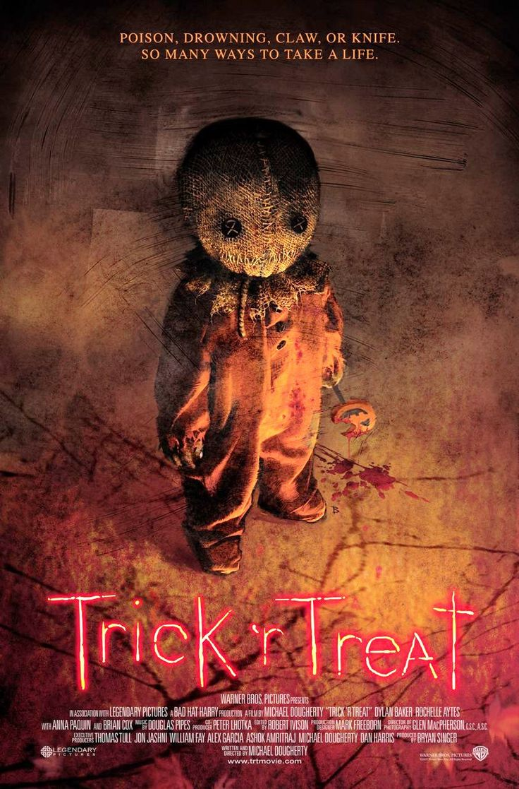 Trick 'r Treat (2007) Movie Review