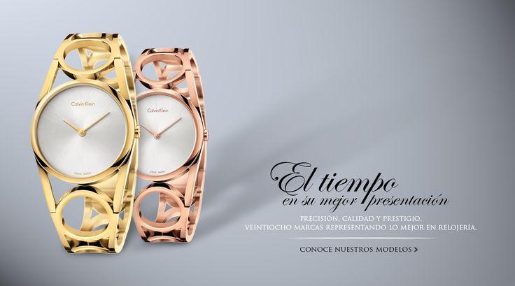 Amo sus relojes de moda, son lo mejor.