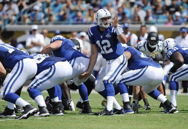 Colts Football | Colts Jaguars Football | NFL Photos - Yahoo Eurosport UK
