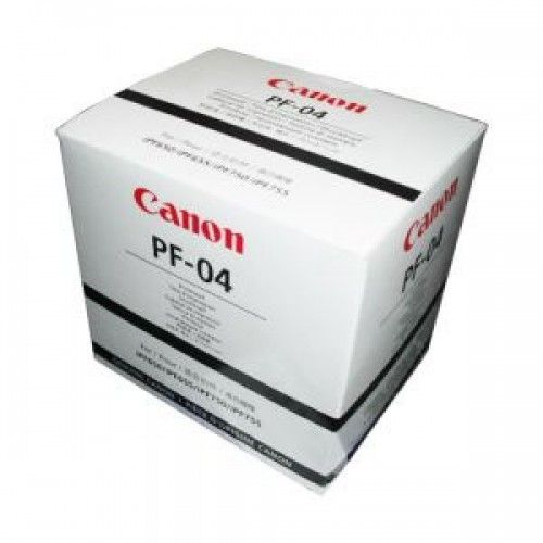 For sale Original Canon IPF650/655/750/760/765/710/755 PF-04 Printhead with price $212 only at Armaneda.com