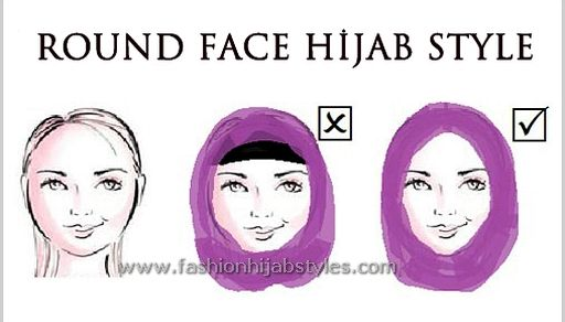 best hijab styles step by step - Google Search