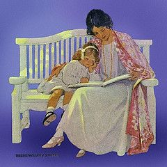 When was the last time you read to a child?Jessie Wilcox Smith