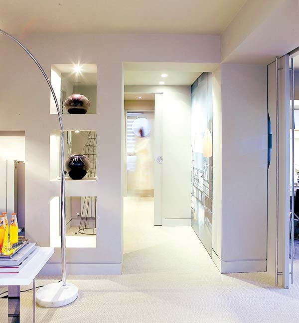 M s de 25 ideas incre bles sobre pared divisoria en - Estanterias separadoras de ambientes ...