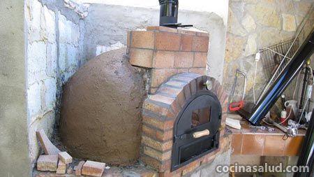 M s de 20 ideas incre bles sobre horno de le a en pinterest - Hacer pan horno de lena ...