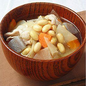 ねぎや七味唐辛子を加えてもおいしく召し上がれます。恵方巻と一緒にお召し上がりください。