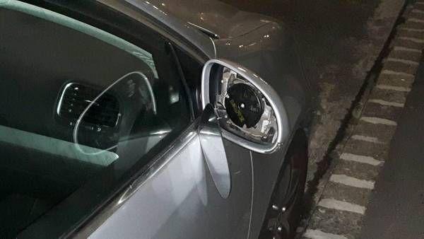 Wien-Rudolfsheim-Fünfhaus: 16-Jähriger beschädigt 15 Fahrzeuge - verhaftet
