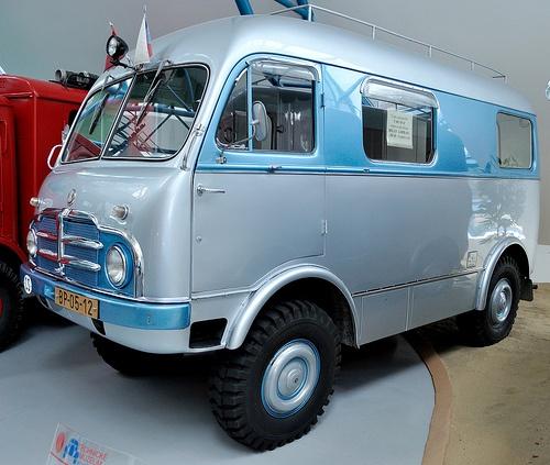 Tatra 805 H+Z (1959)