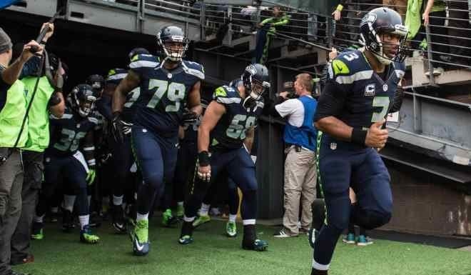 """Russell Wilson Lifts Seahawks To Victory With """"Sterling Effort"""" at Jets"""